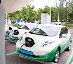 Elektrische auto's gaan sneller laden buiten piekuren