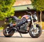Nieuw: elektrische motorfietsen van Brammo