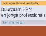 Duurzaam HRM: (nog) niet voor jonge professionals
