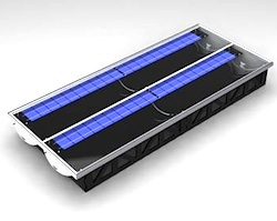 solarus combined pv / heat panel
