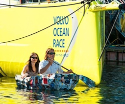 paperboat race