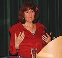 Paquita Perez Salgado bij OU