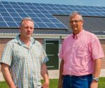 Eerste producent van zonne-energie voor Vandebron