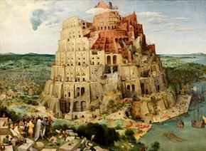Toren van Babel, Breughel