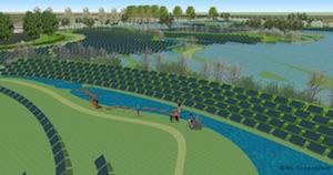 solar park de kwekerij Hengelo