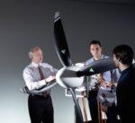 Siemens ontwikkelt sterke elektromotor voor vliegtuigen