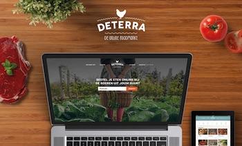 Deterra food market