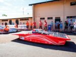 Bridgestone World Solar Challenge is Nederlands feestje