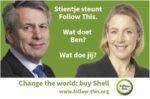 Follow This: overleg met Shell en nieuwe ambassadeur