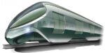 De hyperloop gaat als een trein, met de snelheid van het geluid