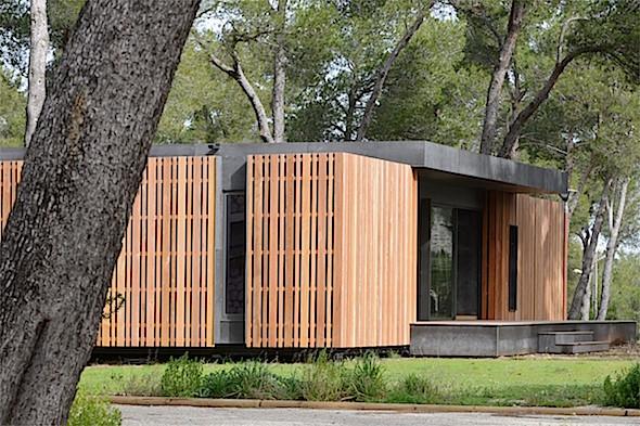 vijf meest duurzame huizen ter wereld duurzaamnieuws. Black Bedroom Furniture Sets. Home Design Ideas
