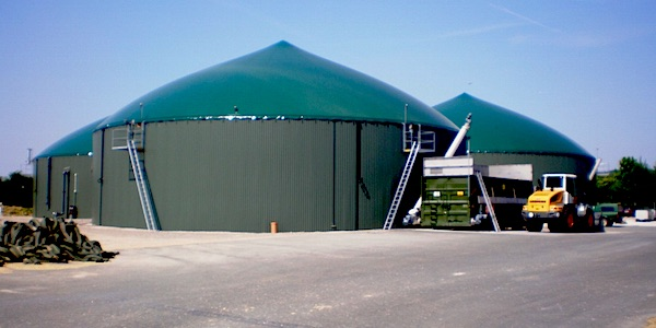 Eerste postcoderoosproject met biogas van start
