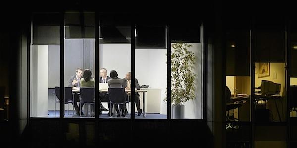Energie besparen wordt verplicht voor kantoren