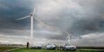 Wereldprimeur: elektrische auto's maken stroomnet stabieler