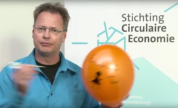 Erick Wuestman stichting circulaire economie baft