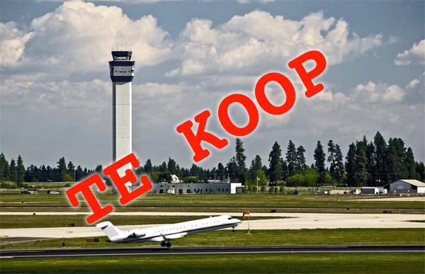vliegveld te koop