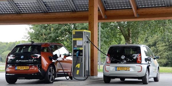 Doorbraak verwacht voor slim opladen elektrische auto's