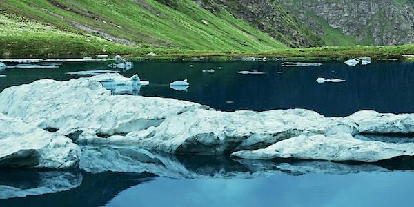 ijsbergje