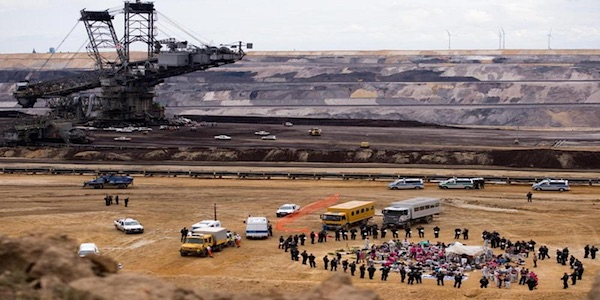 bruinkoolprotest