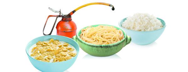 Onderzoek naar gevaarlijke olieresten in babyvoeding, rijst, pasta en cornflakes