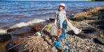 Bio-afbreekbaar plastic lost afvalprobleem niet op