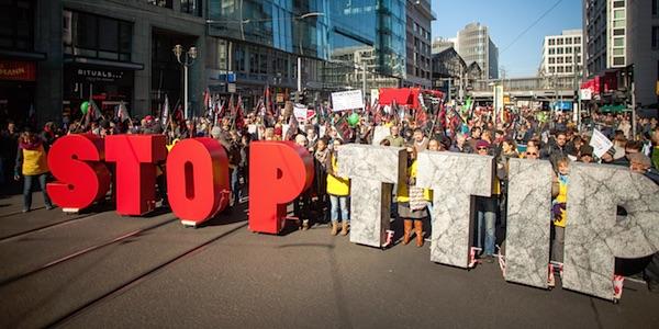 Geen TTIP of CETA, maar een échte discussie over handel