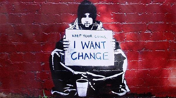brexit change banksy
