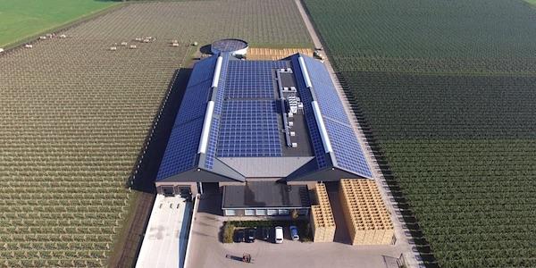 De eerste energieleverancier van Nederland die 100% zon levert