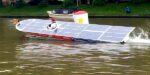 Team CLAFIS Victron uit Leeuwarden wint Dutch Solar Challenge