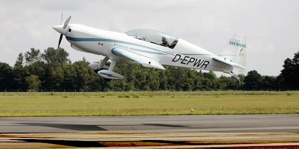 VPRO Tegenlicht: Groene vliegtuigpioniers