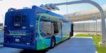 Producent van elektrische bus geeft snellaad patent vrij