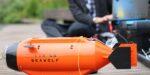 Onderwaterdrones helpen bij onderzoek waterkwaliteit