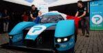 Studenten bouwen raceauto op waterstof
