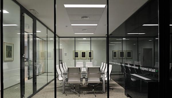 led panelen ledpanelen kantoorpanden