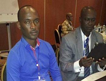 Jean Claude in Nairobi