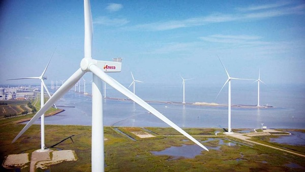 windpark eneco windmolens