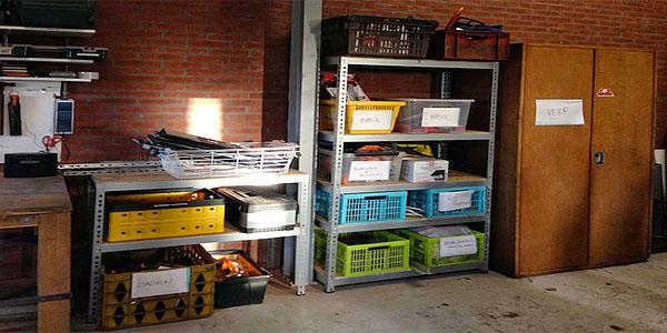 storage share ruimte delen