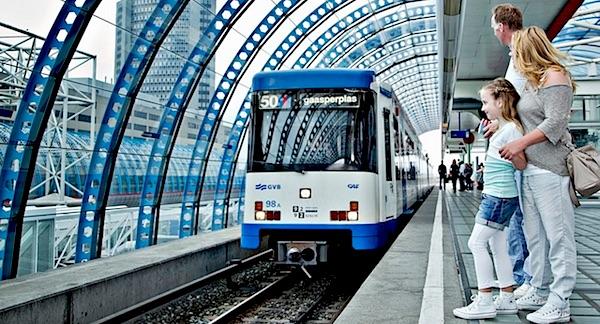 gvb openbaar vervoer