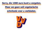 Schnitzelgate in Nederland: vleesvervangers brengen kamerleden in verwarring