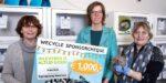 Oude apparaten en spaarlampen leveren lokale goede doelen €25.000,- op