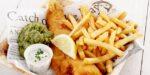 Giftig haaienvlees gemengd met visproducten
