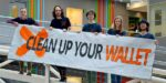 Studenten roepen Wageningen Universiteit op financieel duurzaam te worden