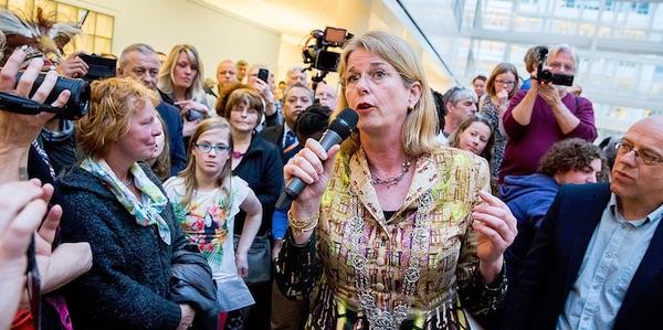 Pauline Krikke Den Haag