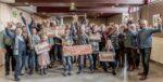 Winnaars klimaatstraatfeest uit Uden en Wageningen