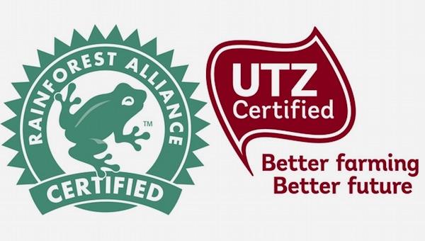 utz rainforest alliance