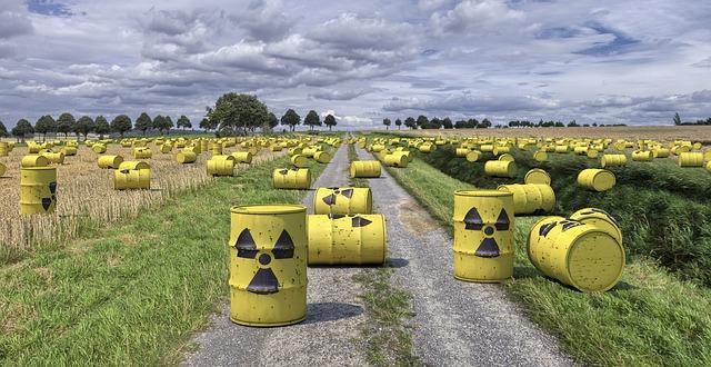 kernafval kernenergie