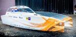 Zonneauto Nuna9 compleet nieuw racemonster