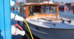Eerste uitstootvrije haven van Nederland geopend in Amsterdam