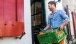 Kleinschalige bioboer bezorgt thuis in heel Nederland