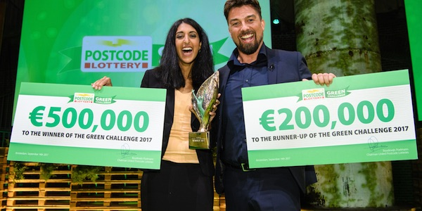postcode green challenge 2017